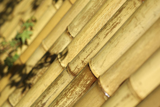 heuberger z une sichtschutzw nde aus bambus winterfest und witterbest ndig. Black Bedroom Furniture Sets. Home Design Ideas